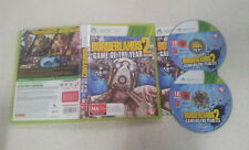Borderlands 2 GOTY Game of The Year Edition Xbox 360 Game PAL