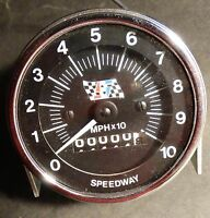 VINTAGE SPEEDWAY SNOWMOBILE SPEEDOMETER UNUSED?