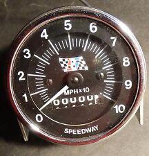 Vintage Speedway Snowmobile Speedometer Unused?