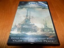SHIPMATES SERIES BATTLE HISTORY OF THE COAST GUARD VALOR IN WAR AND PEACE DVD