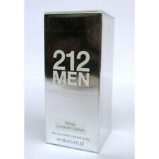 212 Men White di Carolina Herrera Eau de toilette 100ml OVP RARE Aromatico dolce