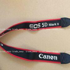 Canon EOS DSLR Camera Adjustable Shoulder Neck Strap for EOS 5D Mark II
