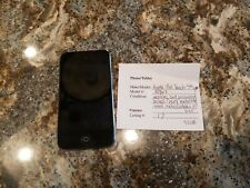 Black 4th Gen iPod Touch -- Model A1367 -- 32GB -- Working-- Listing#17