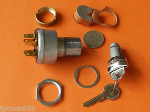 NEW IGNITION SWITCH MADE IN USA SUIT HOLDEN FE FC FB EK EJ EH HD HR HK HT HG