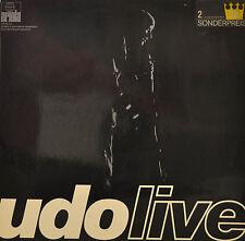 """UDO JÜRGENS - LIVE 12"""" 2 LP (T86)"""