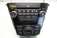 10 11 12 13 Acura MDX Tech Radio AM FM CD player 39107-STX-A63 39106-STX-A61