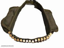 cartucciera elastica per calibro 12 cartuccera da caccia cartucce 1118020