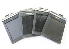 Fidelty 4x5 Cut Film Holder Lot of 4 from Japan