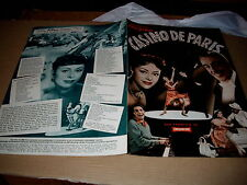 IFB 3930  Casino De Paris     CATERINA VALENTE+VITTORIO DE SICA