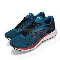 Asics Gel-Excite 6 Deep Sapphire Blue Red White Men Running Shoes 1011A165-402
