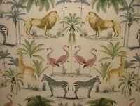 Prestigious Textiles Longleat Acacia Tapicería de Cortina Ciego Tela Cojín