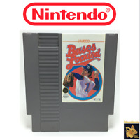 Bases Loaded (1985) NES Nintendo Video Game Cartridge Has Been Tested & Works