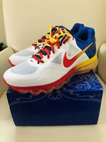 MANNY PACQUIAO NIKE SHOES AIR TARINER 1.3 MAX US SIZE 8.5 BRAND NEW!