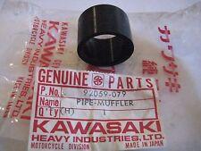 KAWASAKI Z1 900 MUFFLER CONNECTING PIPE 73-75 NOS!