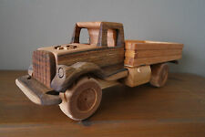 High quality wooden toy, OPEL  truck - vintage style, handmade, hand crafted