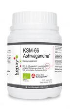 KSM-66  Ashwagandha®, 300 capsules - dietary supplement
