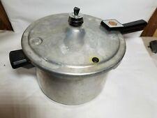 Vintage Presto Pressure Cooker Pot Lid 4 quart  C125005/ 409A