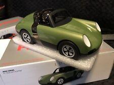 Porsche 911 Targa Luft Hopper Green Playforever Toy Car Model Fuchs Wheels