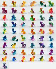 Mi Pequeño Pony 2' Mini Figuras De Juguete Colección Niño Niños Niñas Set lotes de juguetes de PVC