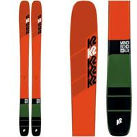 BRAND NEW! 2020 K2 MINDBENDER TEAM SKIS w/SALOMON Z10 BINDINGS SAVE 40% OFF