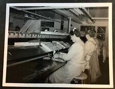 Vintage ICONIC Photograph Gorton's Seafood Gloucester MA Historic Fish - L26A