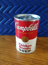 Cambell's Chicken Noodle Soup Secret Safe- New