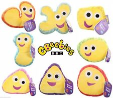 CBeebies Chatty Bugbies Fun Sounds 12cm Soft Toys -  3 DIFFERENT - Great price!