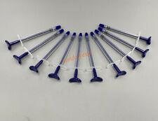 100dental Endo Disposable Syringes Sterile Plastic Endodontic Irrigator Syringe