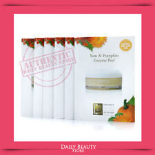 Eminence Yam and Pumpkin Enzyme Peel 5% 6 Samples NEW FASTSHIP