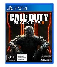 Call of Duty Cod Black Ops 3 III Ps4 Game Activation