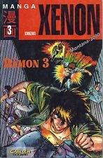 "Xenon Nr. 3  ""Dämon 3"" / Manga-Comic aus dem Carlsen-Verlag"
