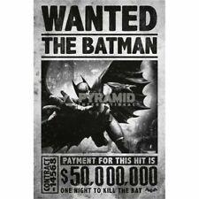 Hochformat Filmposter mit Batman