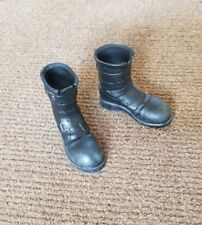 1/6 BANDIT JOES EXCLUSIVE ARMOR TANKER BOOTS. MADE FROM THE BOOTS OF ACTUAL VET.