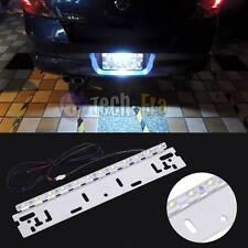 Universal White 12-SMD LED Lamp For Vehicle Truck SUV License Plate,Backup Light