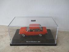 Modellauto Starline models Fiat 131 Mirafiori 1974  Maßstab 1:43 mit Vitrine