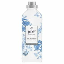 Lenor Fabric Conditioner Deep Sea Minerals, Inspired by Nature - 35 Washes 875ml