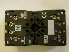 RUZ 1D SQAURE D / TELEMECANIQUE SCREW SOCKET 8 PINS , TeSys RUZ1D ADAPTER RUZ-1D