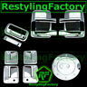 08-10 Ford Super Duty Chrome Mirror+4 Door Handle w/ PSG KH+Tailgate+GAS Cover