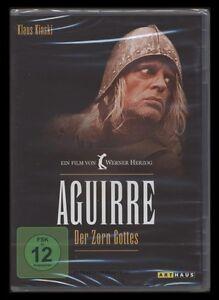 DVD AGUIRRE - DER ZORN GOTTES - KLAUS KINSKI (Ein Film von WERNER HERZOG) * NEU