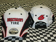 David Ragan #6 Discount Tire Racing Pit Hat by Chase Authentics! NASCAR NEW! 7H