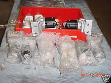 corvette c2 63 67 rebuilt head light motors pair 5/67