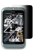 FX-Undercover Blickschutzfilter HTC Wildfire S Blickschutzfolie Folie
