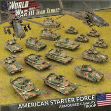Team Yankee WWIII American Starter Force Tusab04 - in Stock