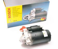 Peugeot 106 Bosch Starter Motor 12v 0.9KW S1 XSI RALLYE Bosch 0986013850