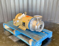Unused Goulds Ssh 316 Stainless Steel Centrifugal Pump