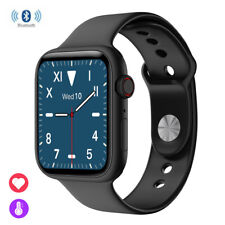 2020 Smart Watch Body Temperature Heart Rate Sleep Monitor Wristband Touchscreen