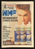 NME 11 February 1989 Morrissey Sundays Throwing Muses Texas Tone-Loc Jesus Jones