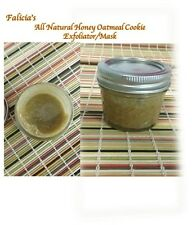 Falicia's All Natural Honey Oatmeal Cookie Exfoliator/Mask