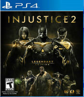 Injustice 2 Legendary Edition ( Playstation 4 / PS4 )