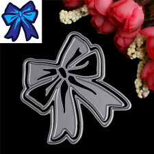 Bow Tie Metal Cutting Dies Stencil DIY Scrapbooking Album Card Embossing Craft